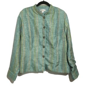 Coldwater Creek Long Sleeve Blouse